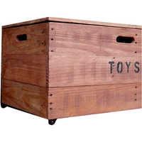 Toys Wooden Box