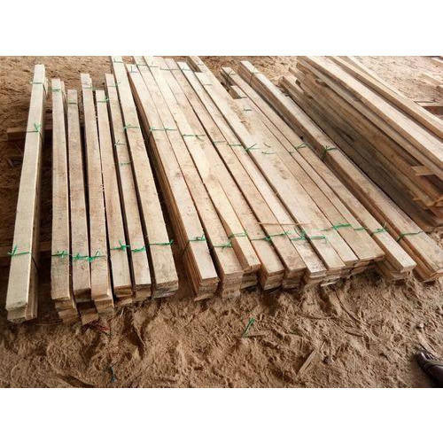 Wooden Planks And Battens
