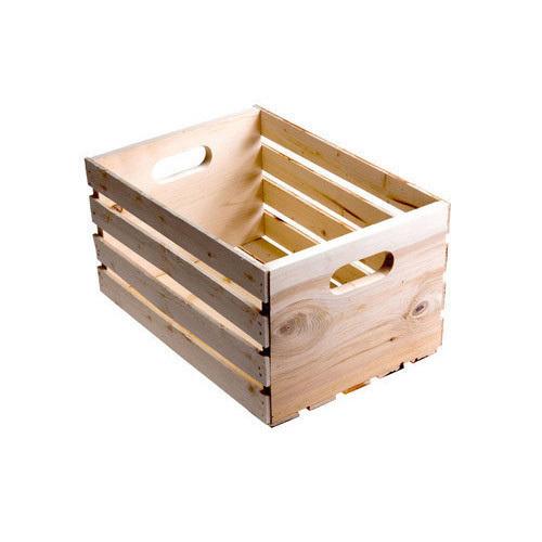 Handmade Wooden Crate