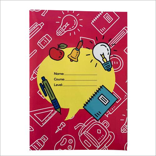 School Writing Notebook