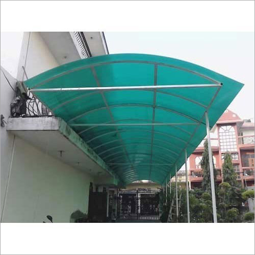Car Parking Fiber Sheet