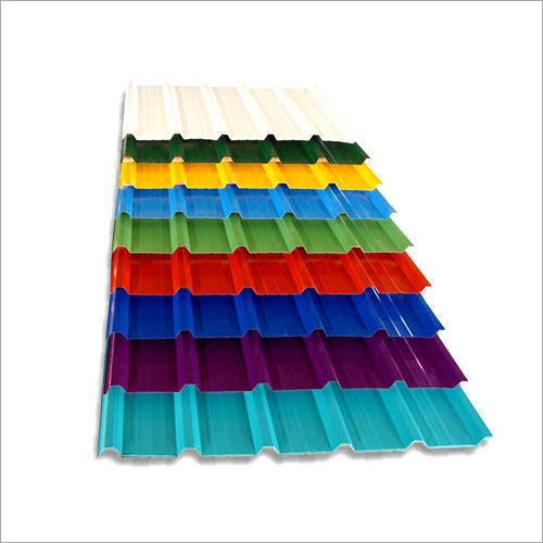 Color Coated Metro Roofing Sheet