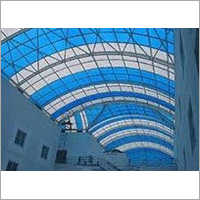 Polycarbonate Structure Roofing Sheet