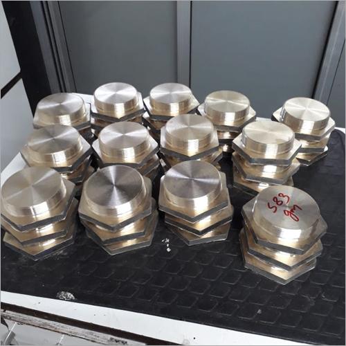Brass Heater Flange