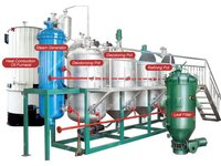 Edible Oil Processing Plant