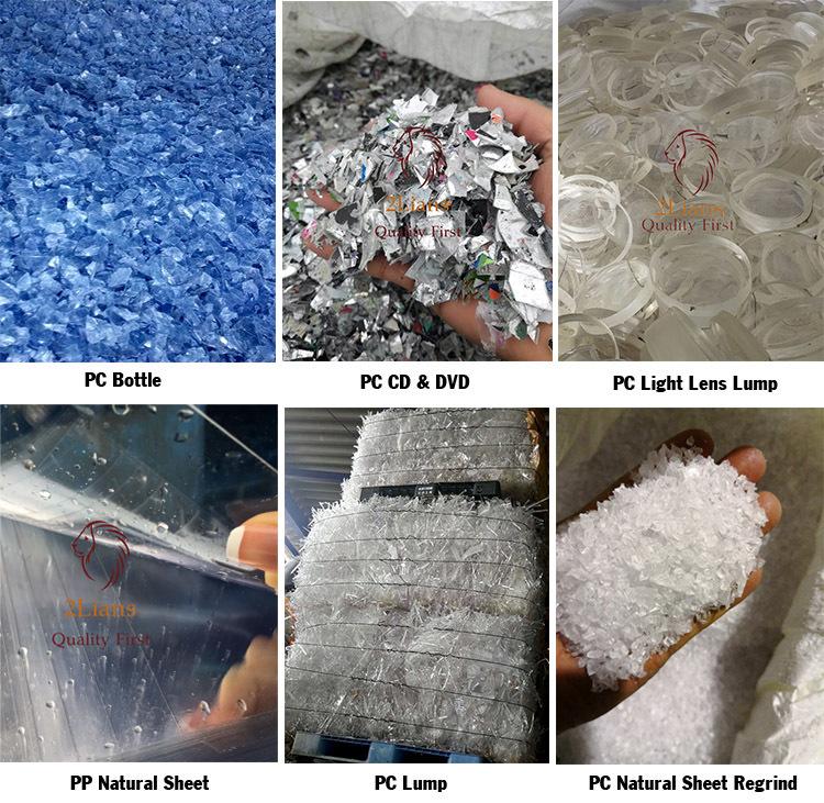 Polycarbonate (PC) Natural Non-Regrind