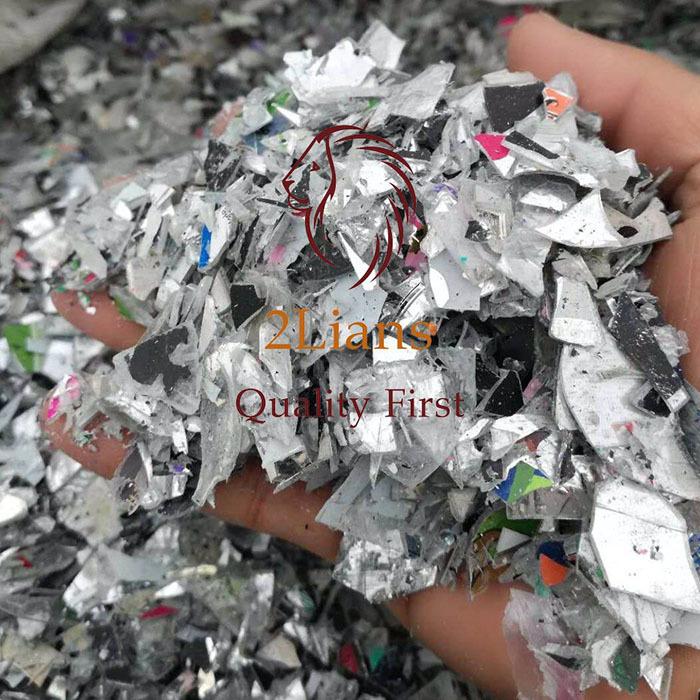 Polycarbonate (PC) CD Disk Non-Metalize