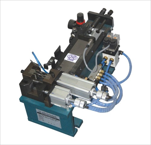 double skin hot peeling machine wire stripping machine