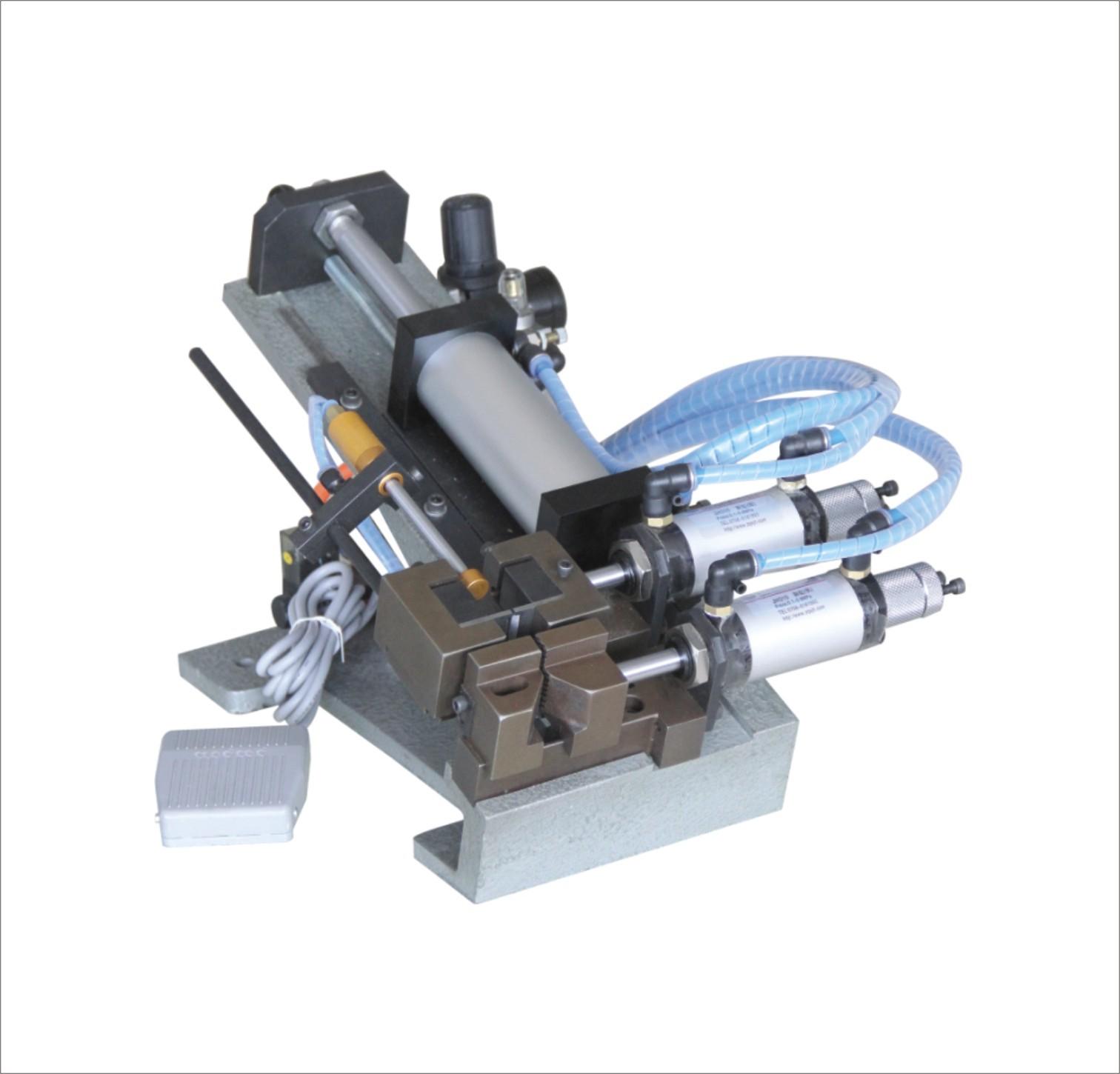 double skin hot peeling machine wire stripping machine