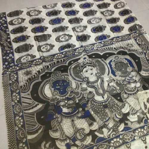 Kalamkari Casual Saree