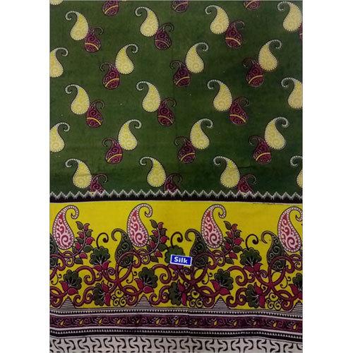 Kalamkari Printed Silk Sarees