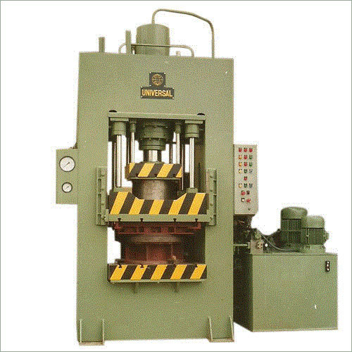Blank Holder Type Deep Drawing Hydraulic Press