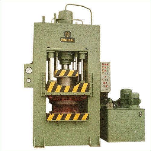 Blank Holder Type Deep Drawing Hydraulic Press