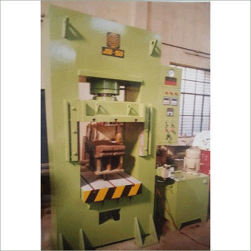 Hydraulic Compression Molding Press