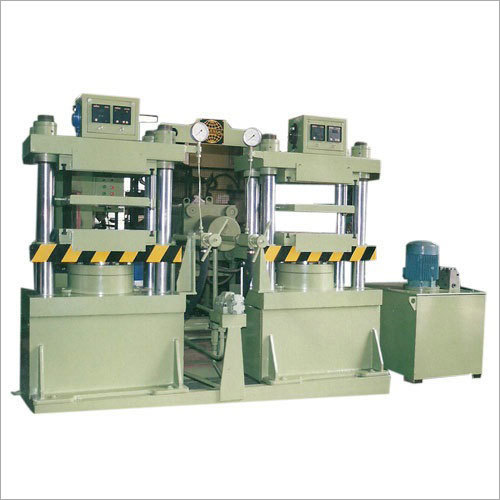 Heavy Duty Rubber Moulding Press