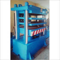 Industrial Rubber Moulding Press