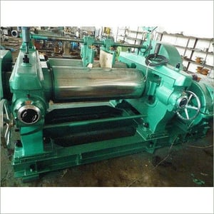 Rubber Open Roller Mixing Mill