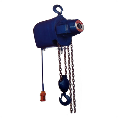 Chain Pulley And Hoist