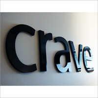 Acrylic Letter Board