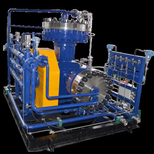40 Mpa 99.99%-99.9999% Oil Free Purity Hydrogen Gas Compressor