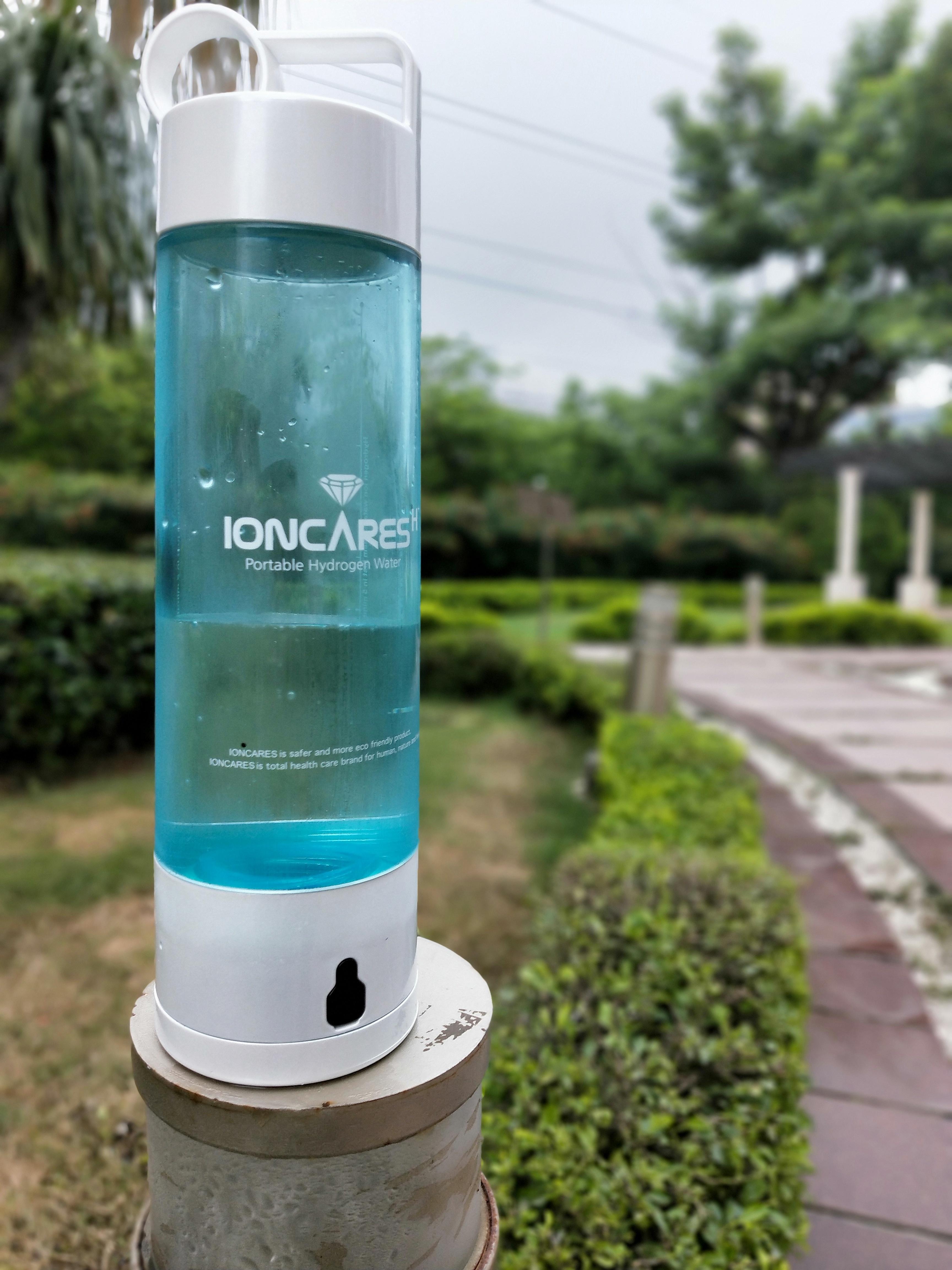 Portable Hydrogen Water Bottle