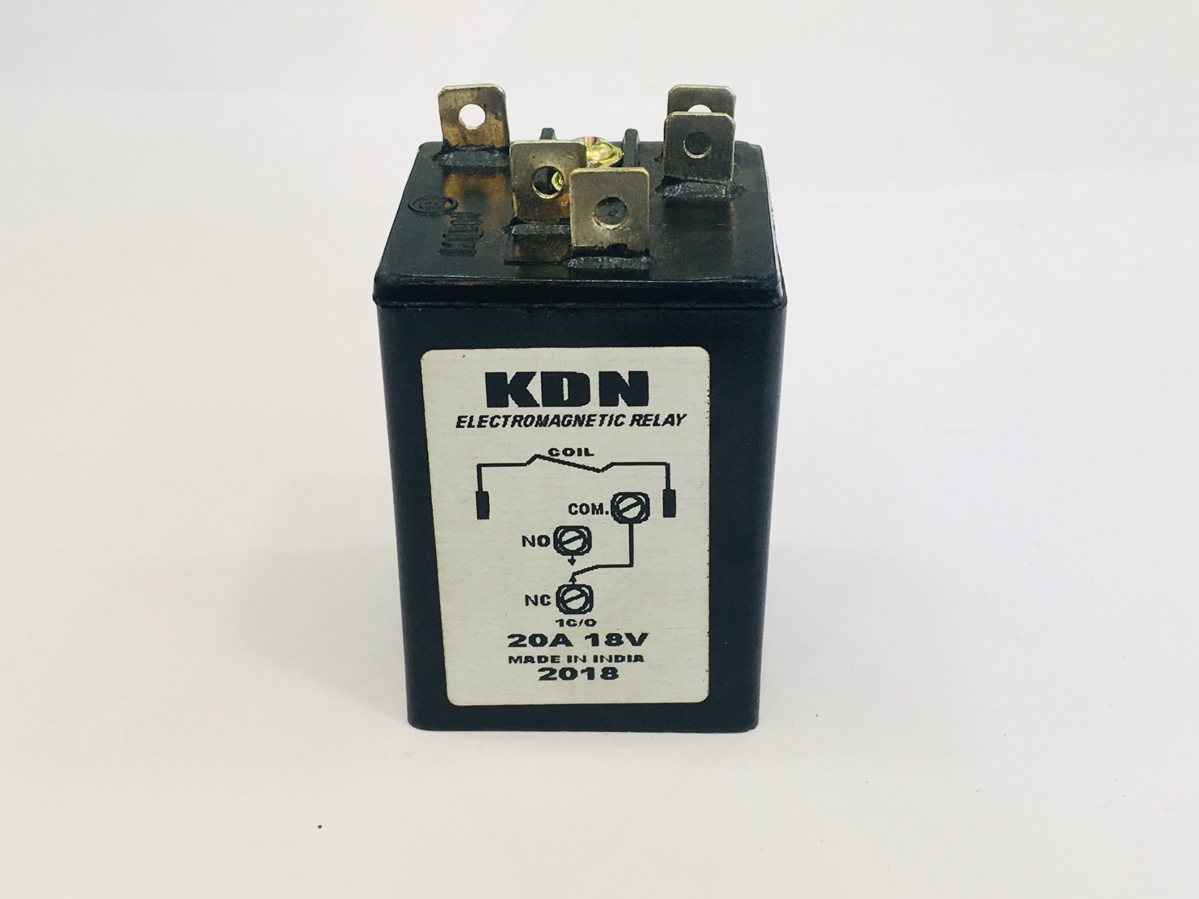 20A 18V Electromagnetic Relay