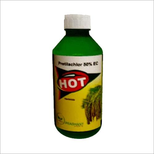 Hot Herbicide