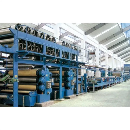 Textile Mercerizing Machines