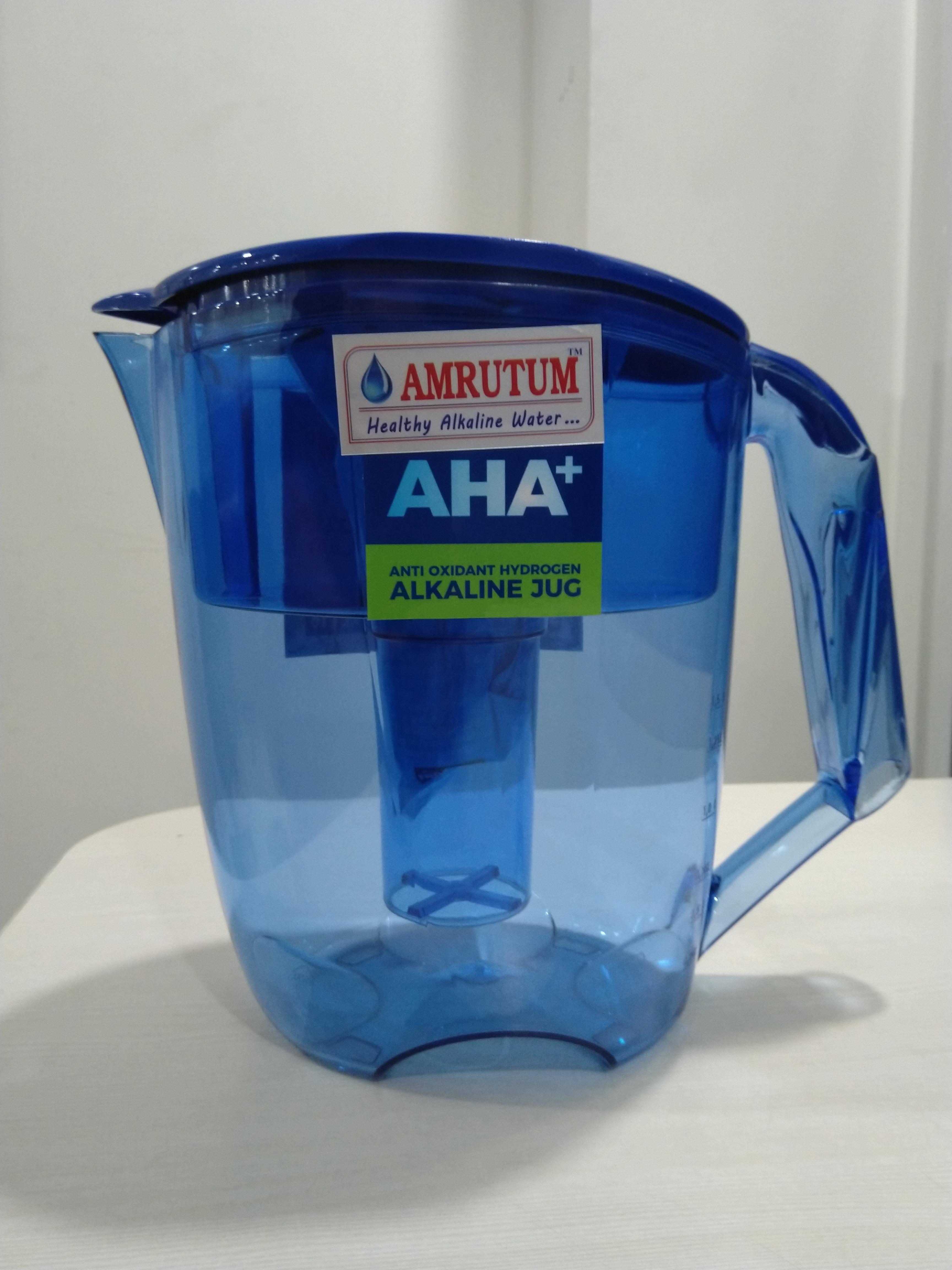 AMRUTUM Water Purifier Pitcher Winter Stylish Jug