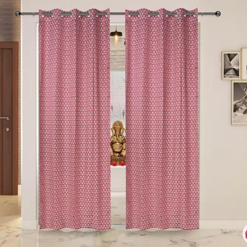 Zig Zag Curtain