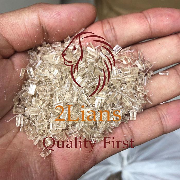 Expanded polystyrene (EPS) Recycled Pellet EPS Natural plastics scrap