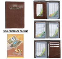 ATM Card Holder & Money Wallet