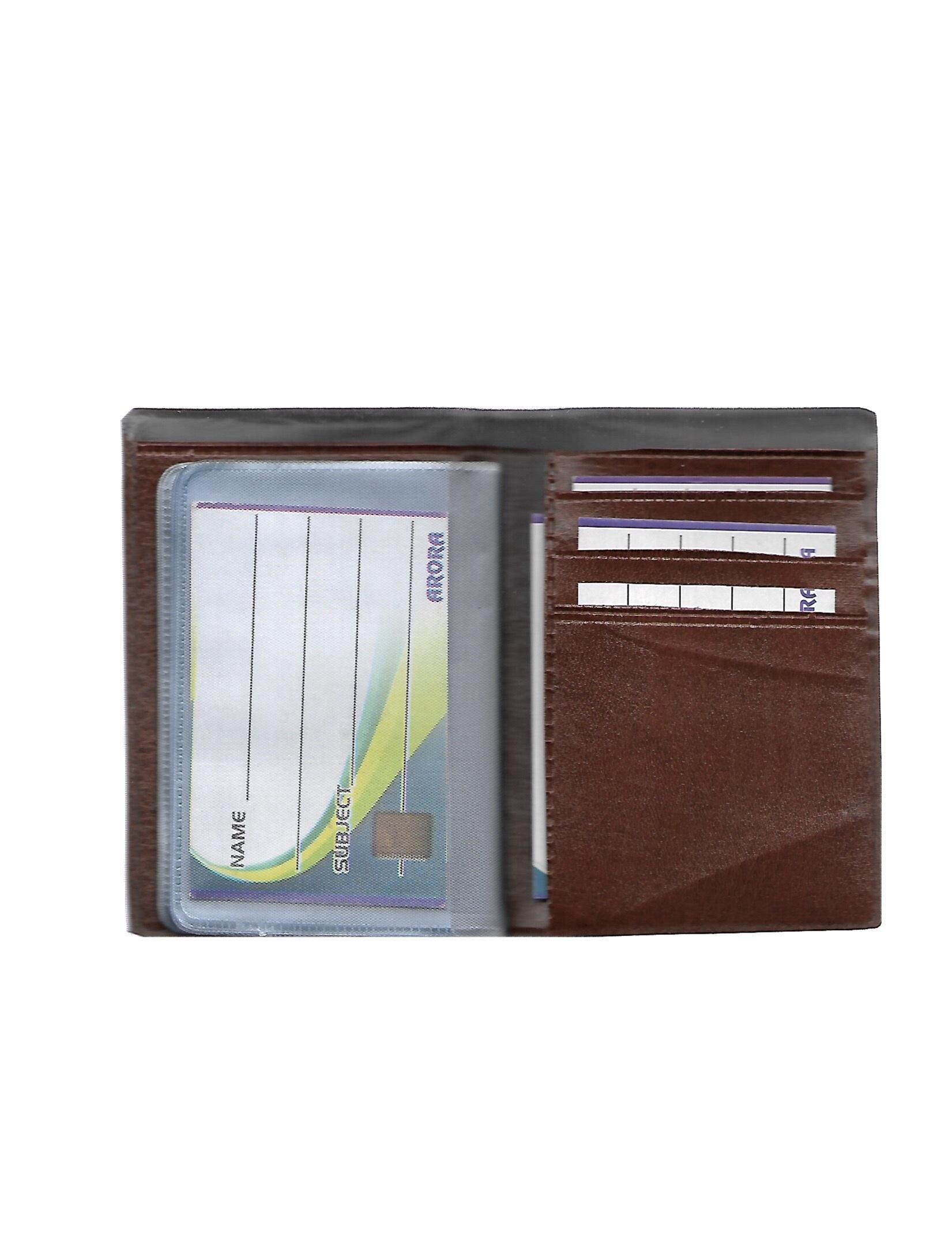ATM Card Holder & Money Wallet