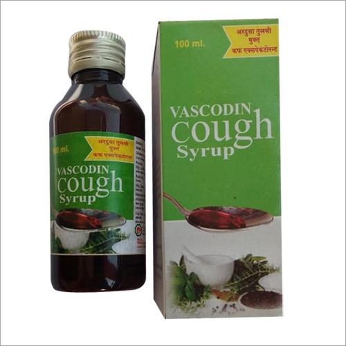 Vascodin Cough Syrup