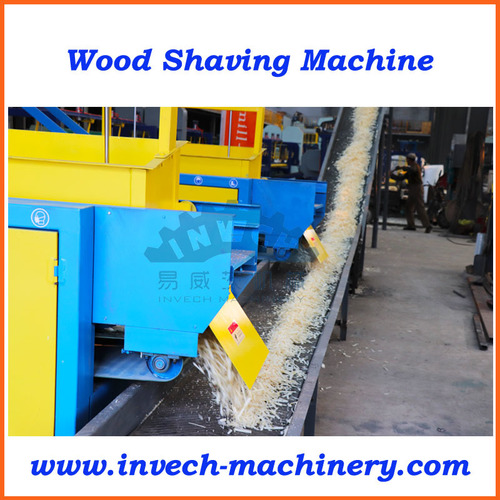Automatic Wood Shavings Production Line for Animal Bedding