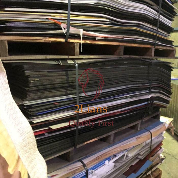 PMMA Board Cast Grade/ pmma waste scrap/ plastic recycle industries