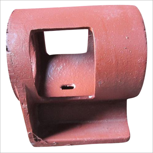 Industrial Cast Iron Bearing Housing