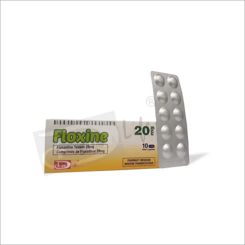 Fluoxetine Tablet 20mg