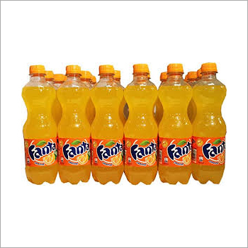 750 ml Fanta Bottle Soft Drink