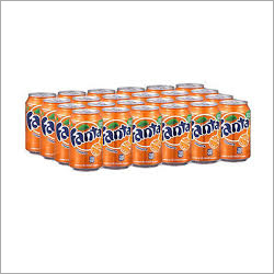 Fanta Soft Drink Can