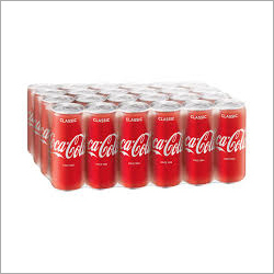 330ml Coca Cola Soft Drink Can