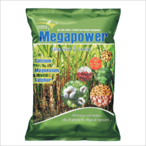 Secondary Fertilizer ( Calcium, Magnesium and Sulf