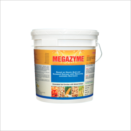 Megazyme Organic Fertilizer