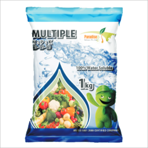 Multiple N-P-K Fertilizer