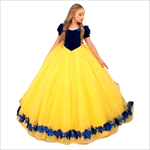 Girls Floor Length Gowns