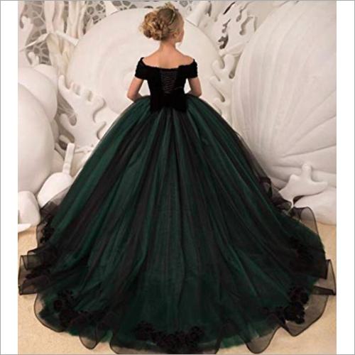 Girls Evening Ball Gown