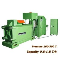 High quality cooper scrap briquetting press hydraulic briquetting press