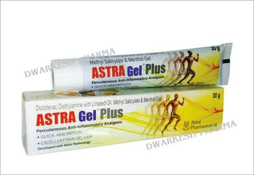 Astra Gel Plus Certifications: Iso