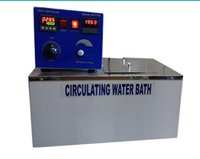 Circulating water bath