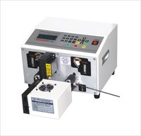 automatic  electrical wire cutting stripping twisting machine